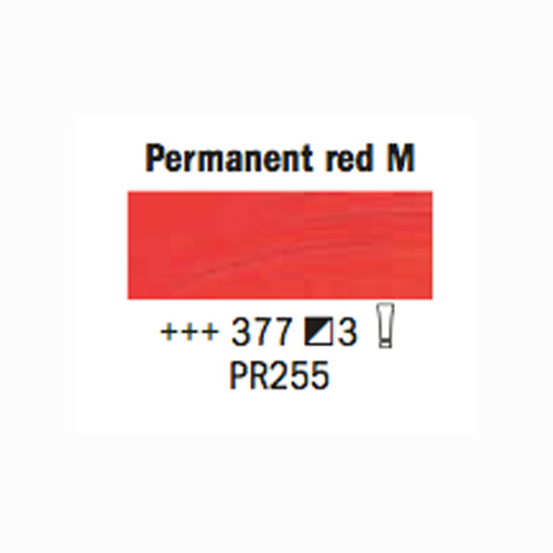 Rembrandt Oil 40Ml Permanent Red Medium