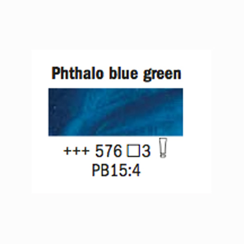 Rembrandt Oil 40Ml Phthalo Blue Grn