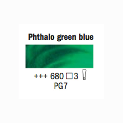 Rembrandt Oil 40Ml Phthalo Green Blue