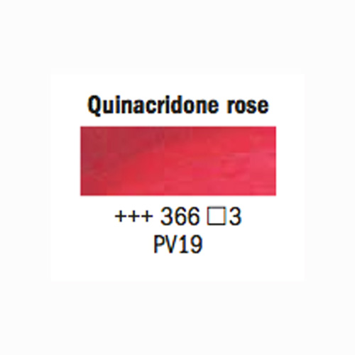 Rembrandt Oil 40Ml Quinacridone Rose