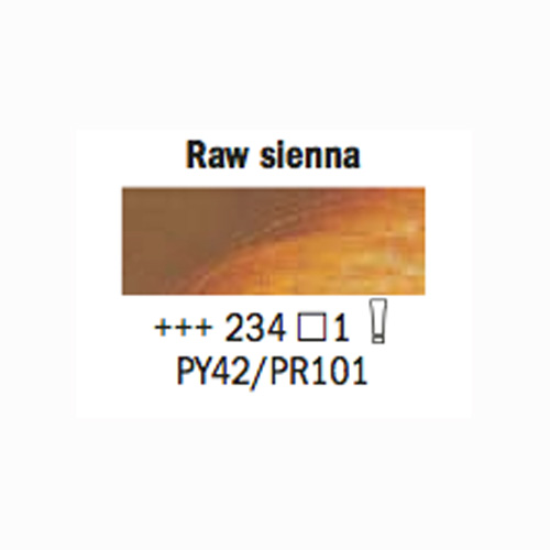 Rembrandt Oil 40Ml Raw Sienna