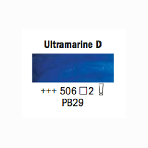 Rembrandt Oil 40Ml Ultramarine Deep