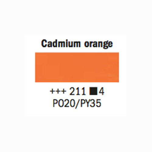 Rembrandt Oil 40Ml Cadmium Orange