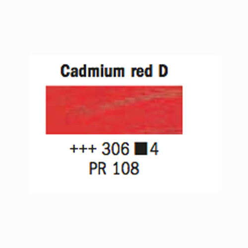 Rembrandt Oil 40Ml Cadmium Red Dp