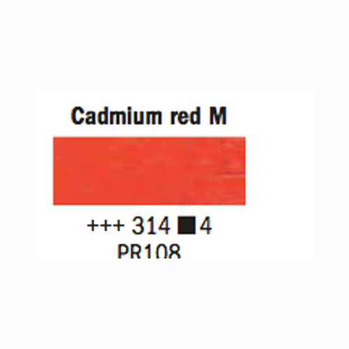 Rembrandt Oil 40Ml Cadmium Red Med