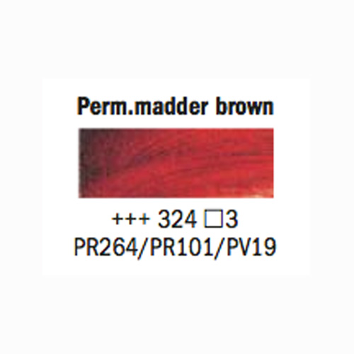 Rembrandt Oil 40Ml Permanent Madder Brown