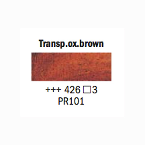 Rembrandt Oil 40Ml Transparent Oxide Brown