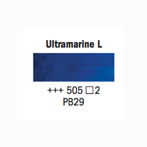 Rembrandt Oil 40Ml Ultramarine Light