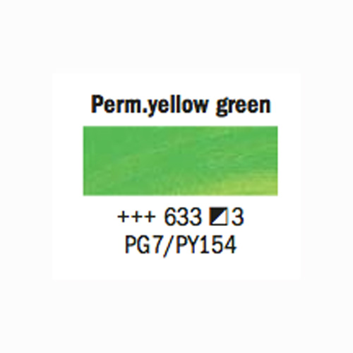Rembrandt Oil 40Ml Permanent Yellow Green