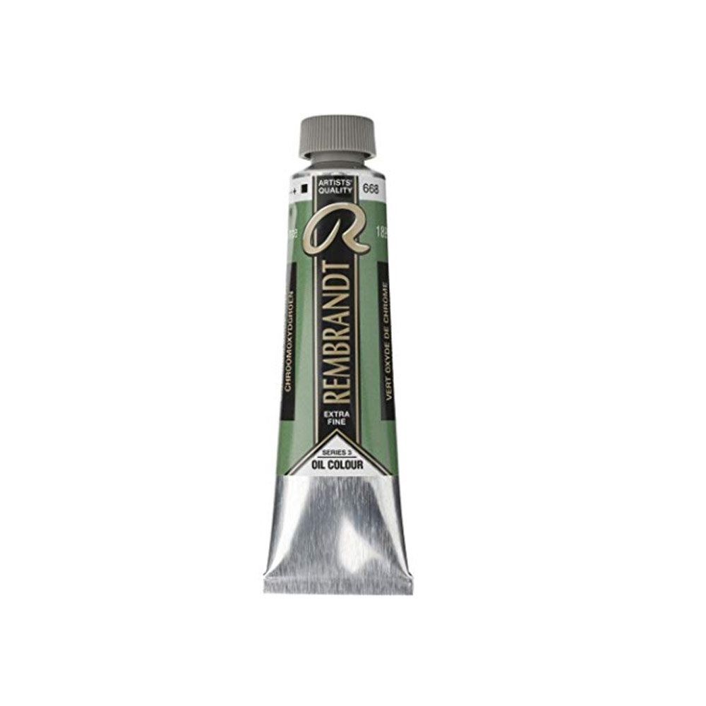 Rembrandt Oil 40Ml Chromium Ox Green