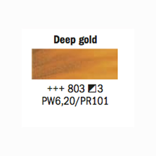 Rembrandt Oil 40Ml Deep Gold