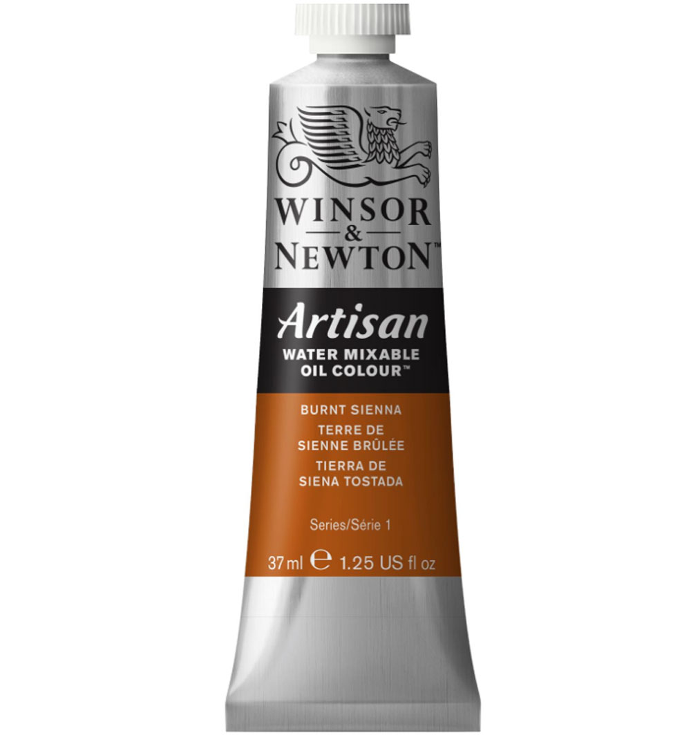 Artisan Oil 37Ml Burnt Sienna