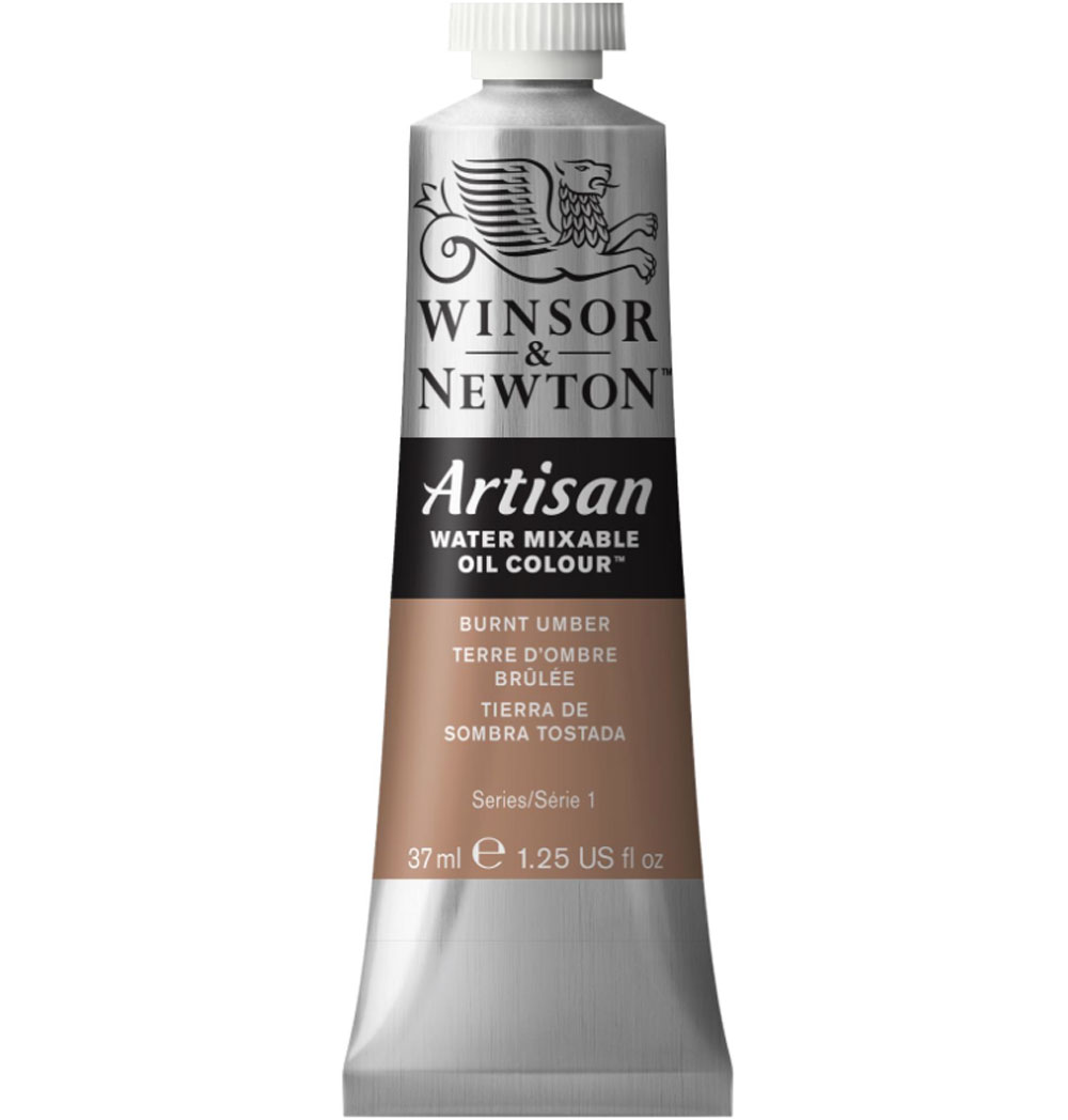 Artisan Oil 37Ml Burnt Umber