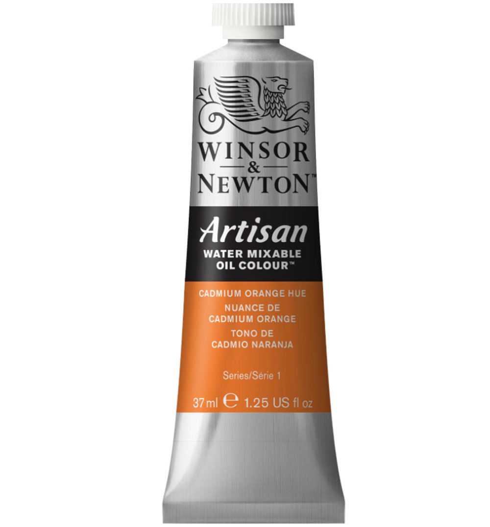 Artisan Oil 37Ml Cadmium Orange Hue
