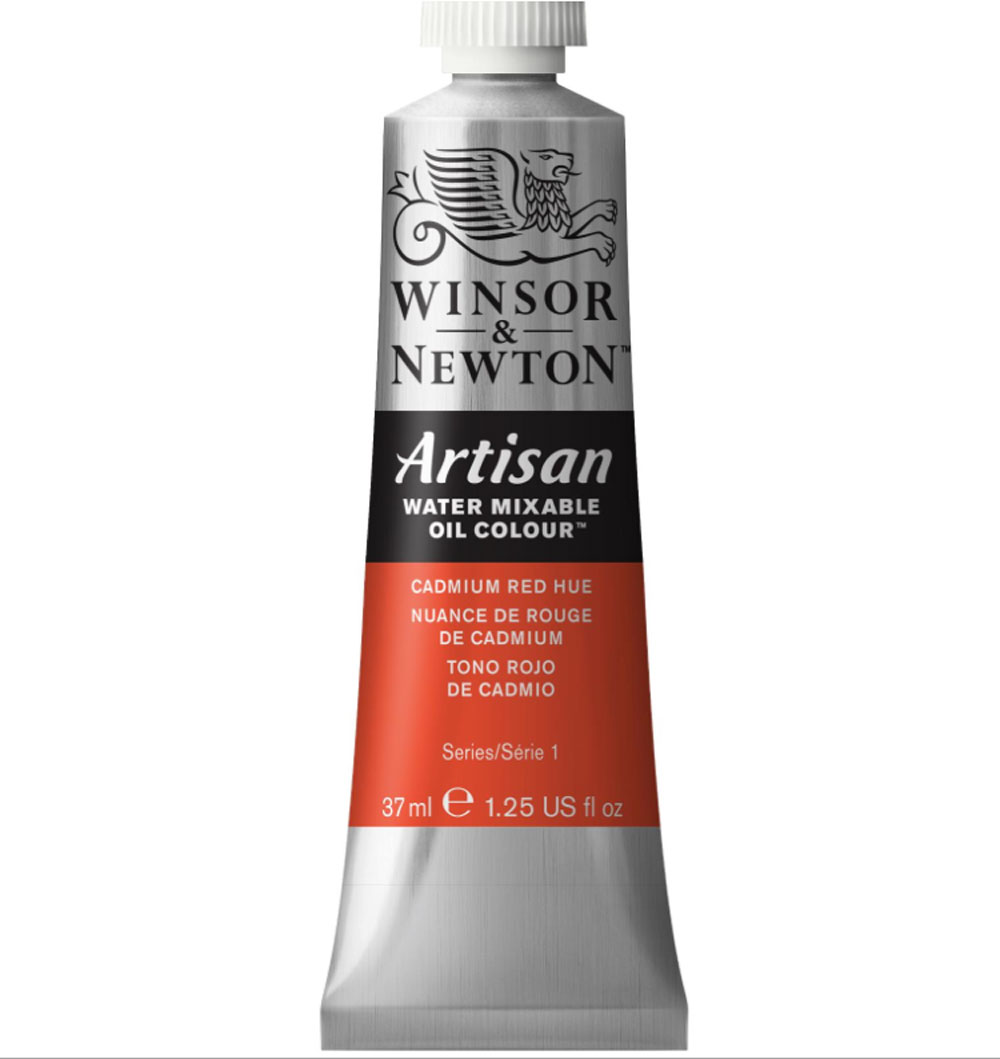 Artisan Oil 37Ml Cadmium Red Hue