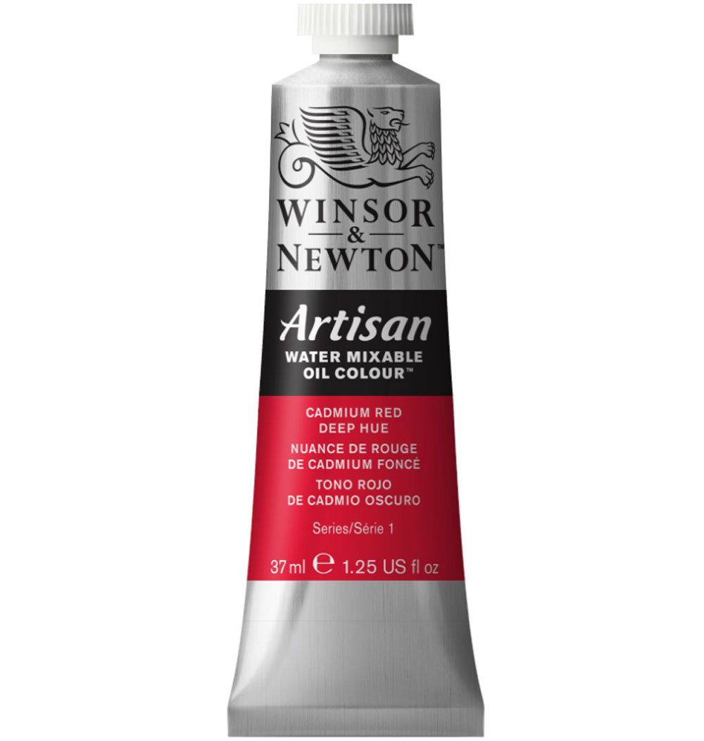 Artisan Oil 37Ml Cadmium Red Deep