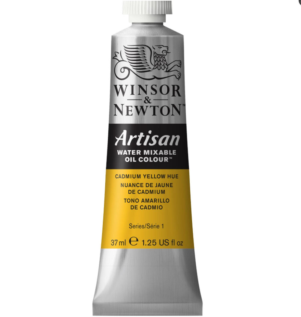 Artisan Oil 37Ml Cadmium Yellow
