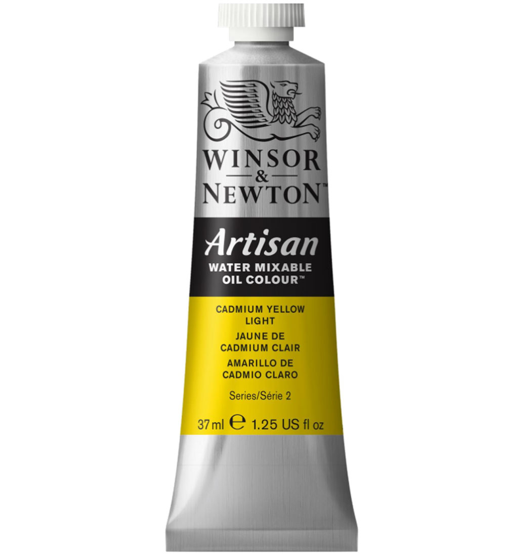 Artisan Oil 37Ml Cadmium Yellow Light