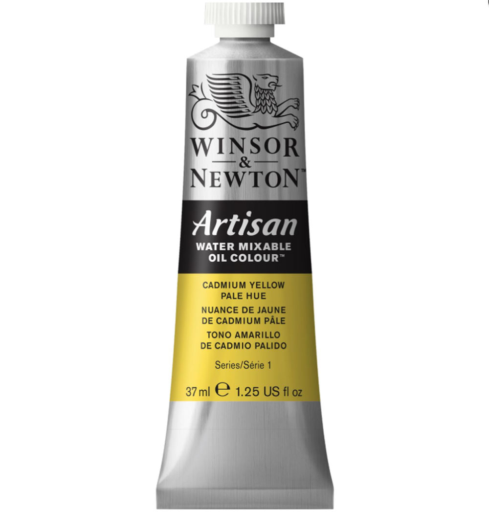 Artisan Oil 37Ml Cadmium Yellow Pale
