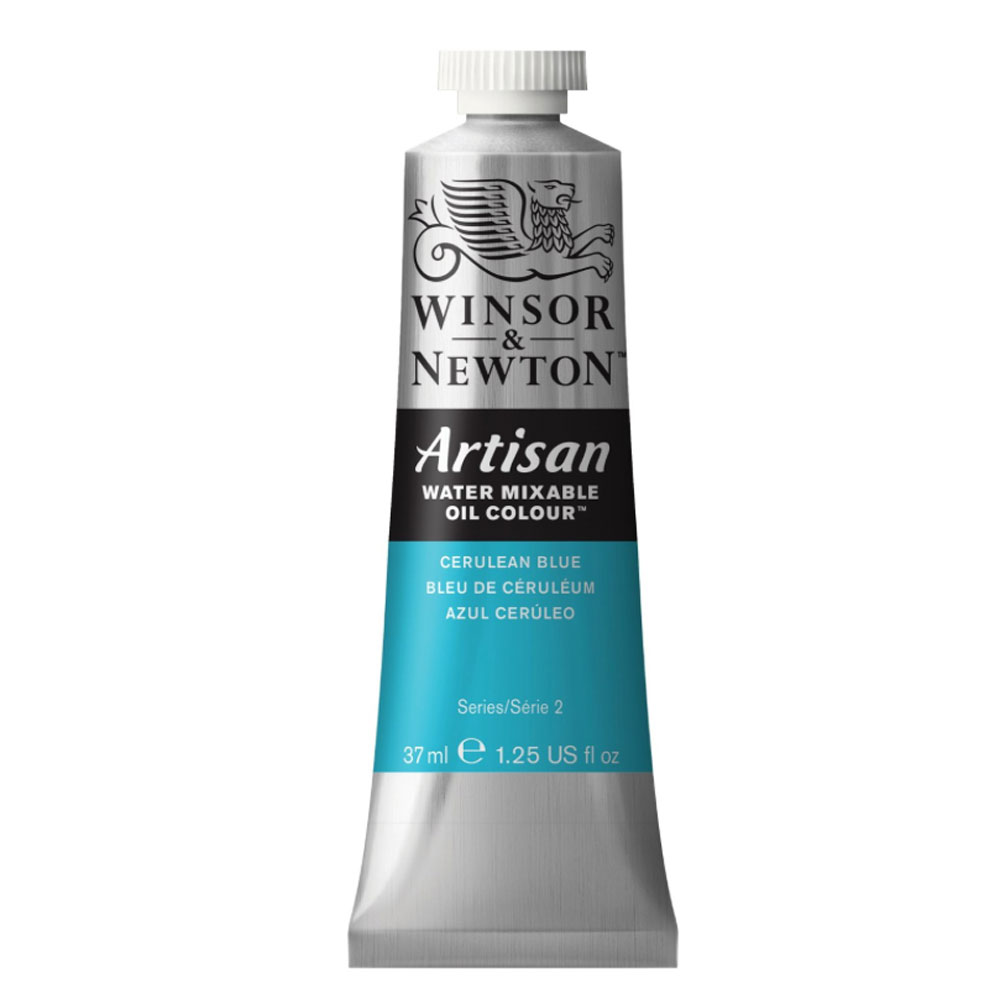 Artisan Oil 37Ml Cerulean Blue