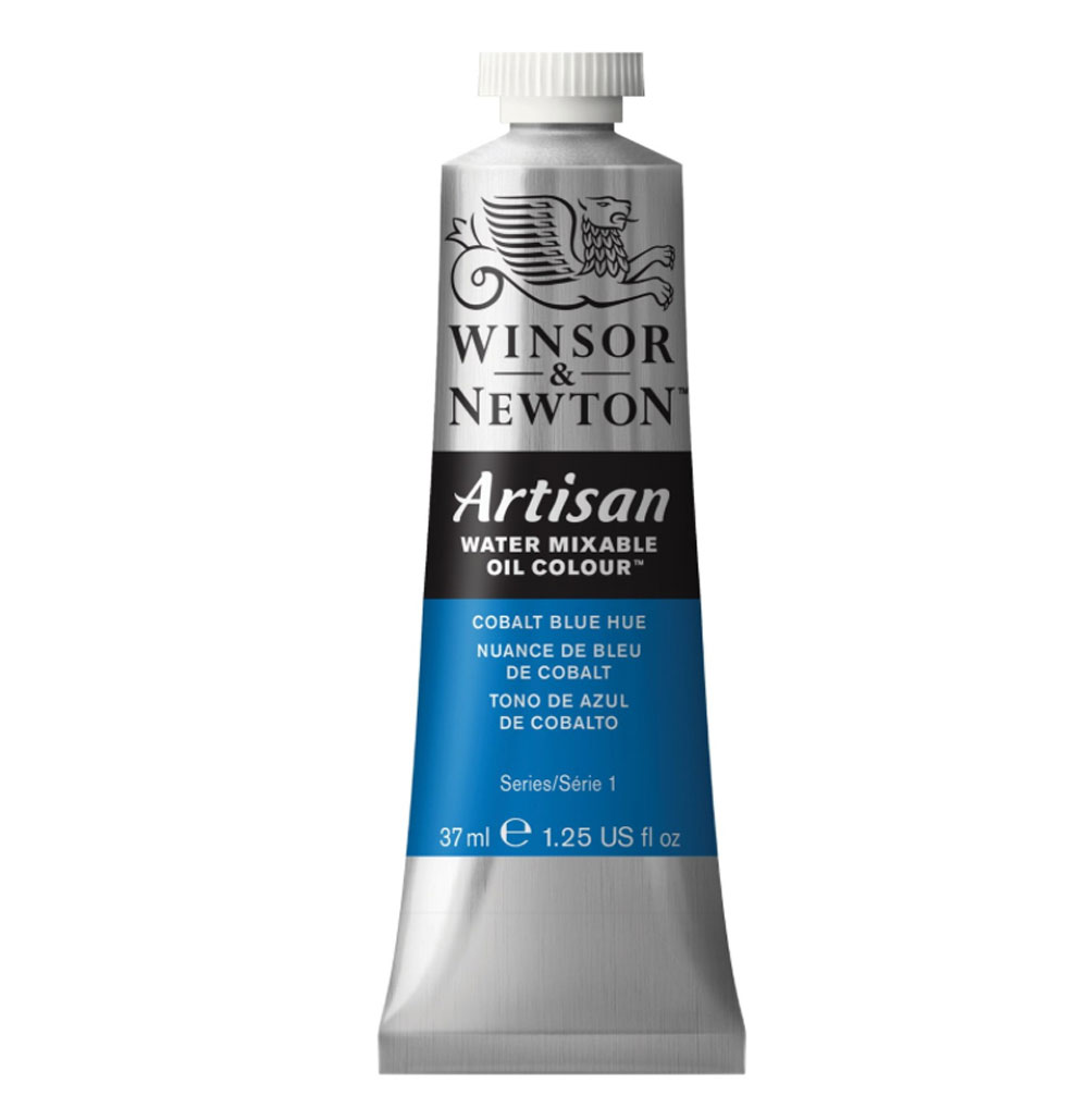Artisan Oil 37Ml Cobalt Blue Hue