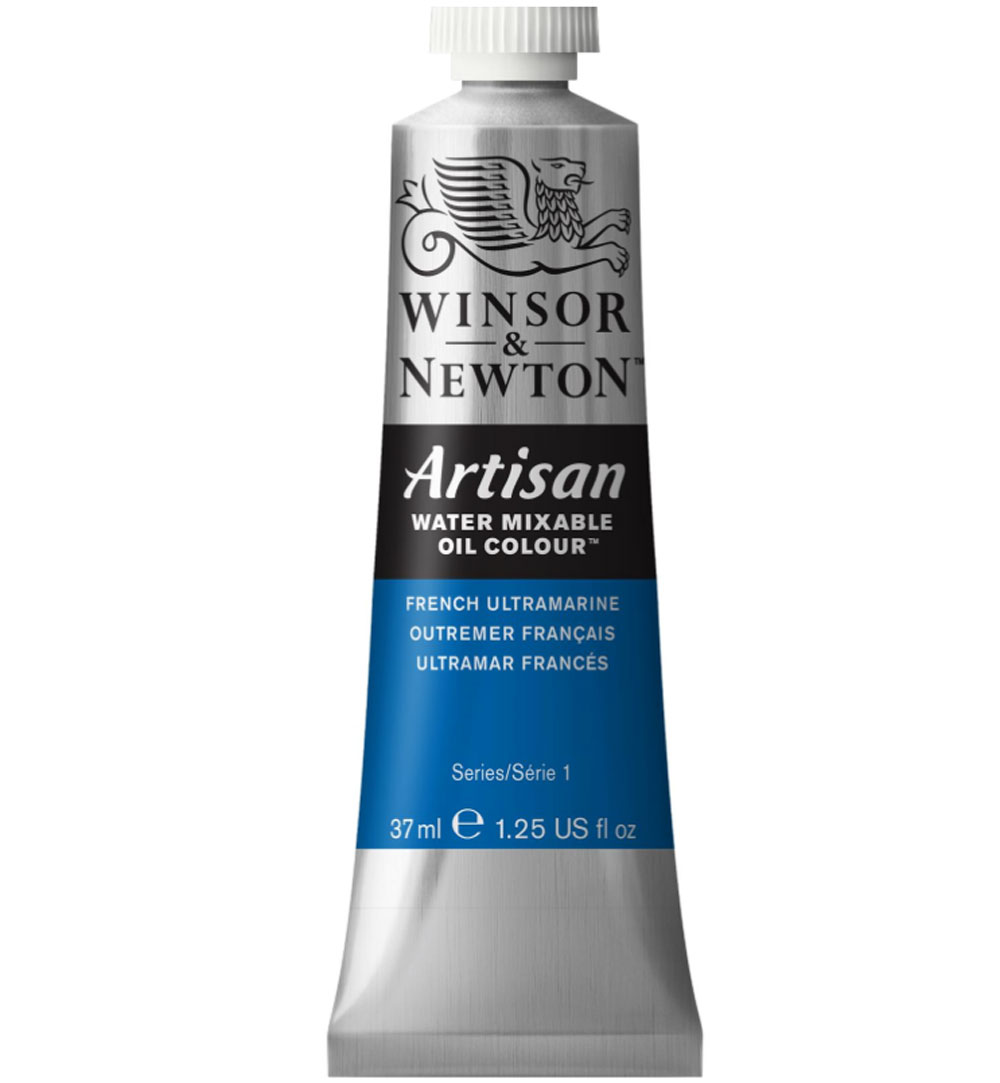 Artisan Oil 37Ml French Ultramarine