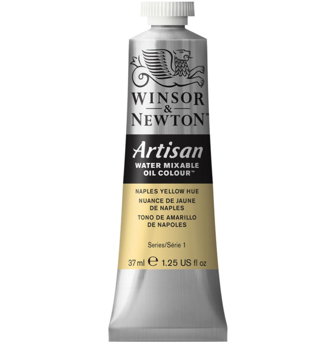 Artisan Oil 37Ml Naples Yellow
