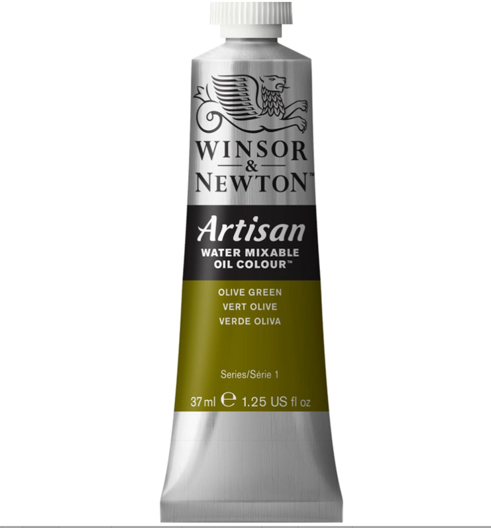Artisan Oil 37Ml Olive Green