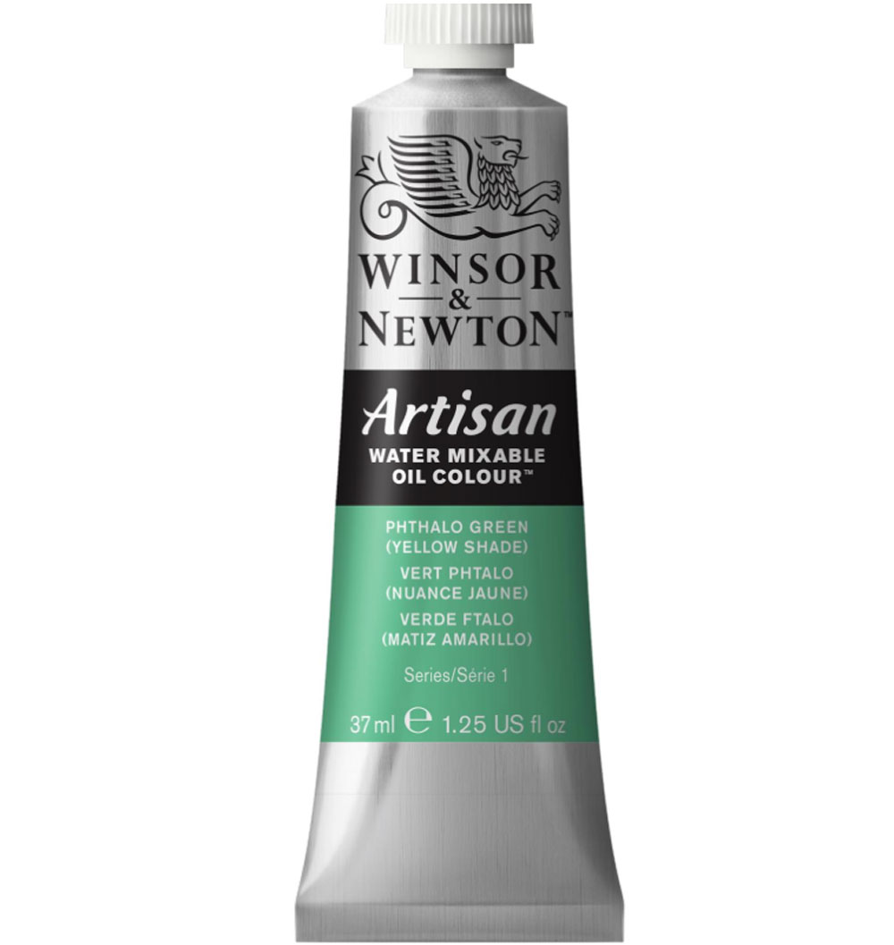 Artisan Oil 37Ml Phthalo Green (yellow)