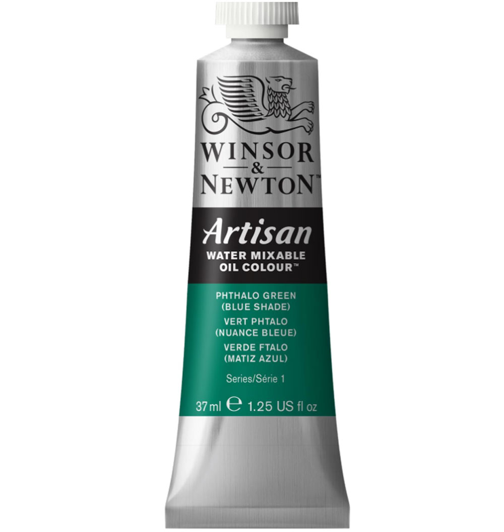 Artisan Oil 37Ml Phthalo Green (blue)