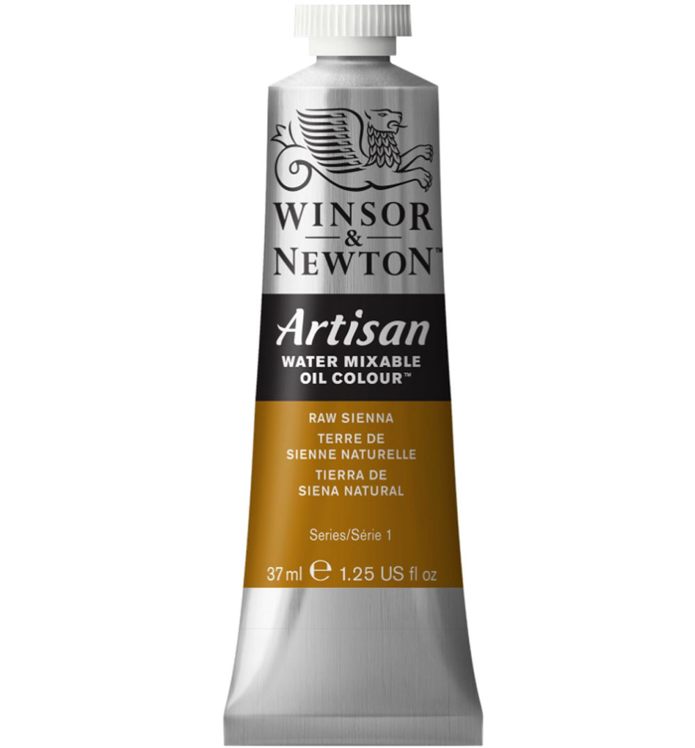 Artisan Oil 37Ml Raw Sienna