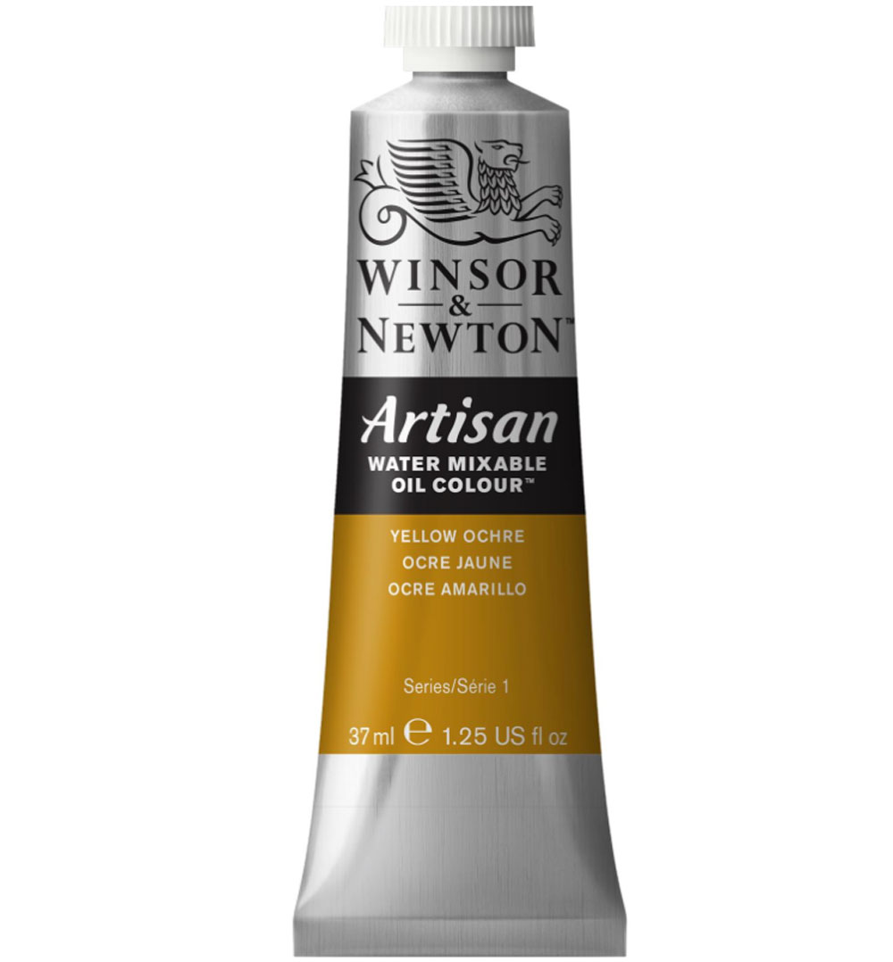 Artisan Oil 37Ml Yellow Ochre