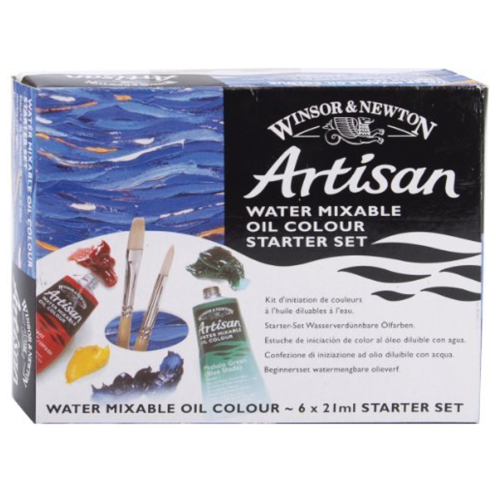 Artisan Oil Starter Set Six 21Ml Tubes
