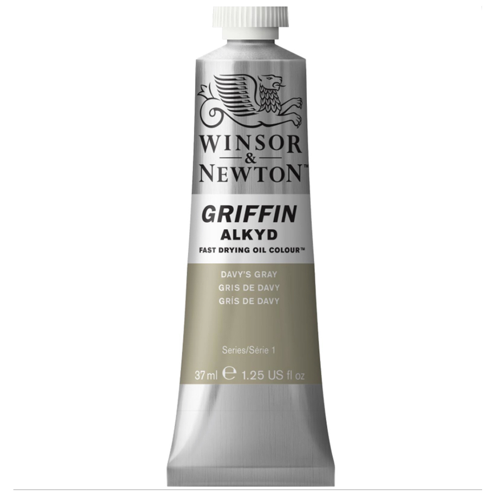 Griffin Alkyd 37Ml Davys Gray
