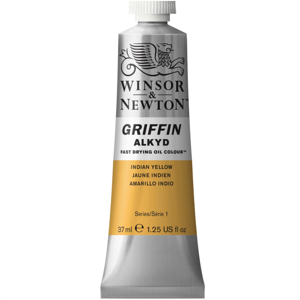 Griffin Alkyd 37Ml Indian Yellow