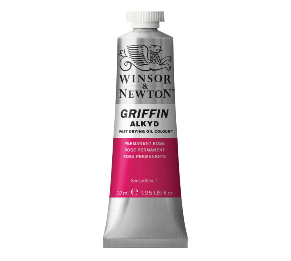 Griffin Alkyd 37Ml Permanent Rose