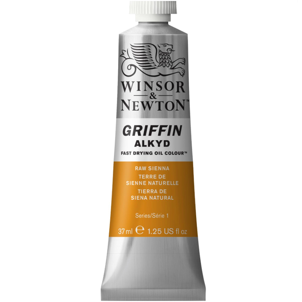 Griffin Alkyd 37Ml Raw Sienna