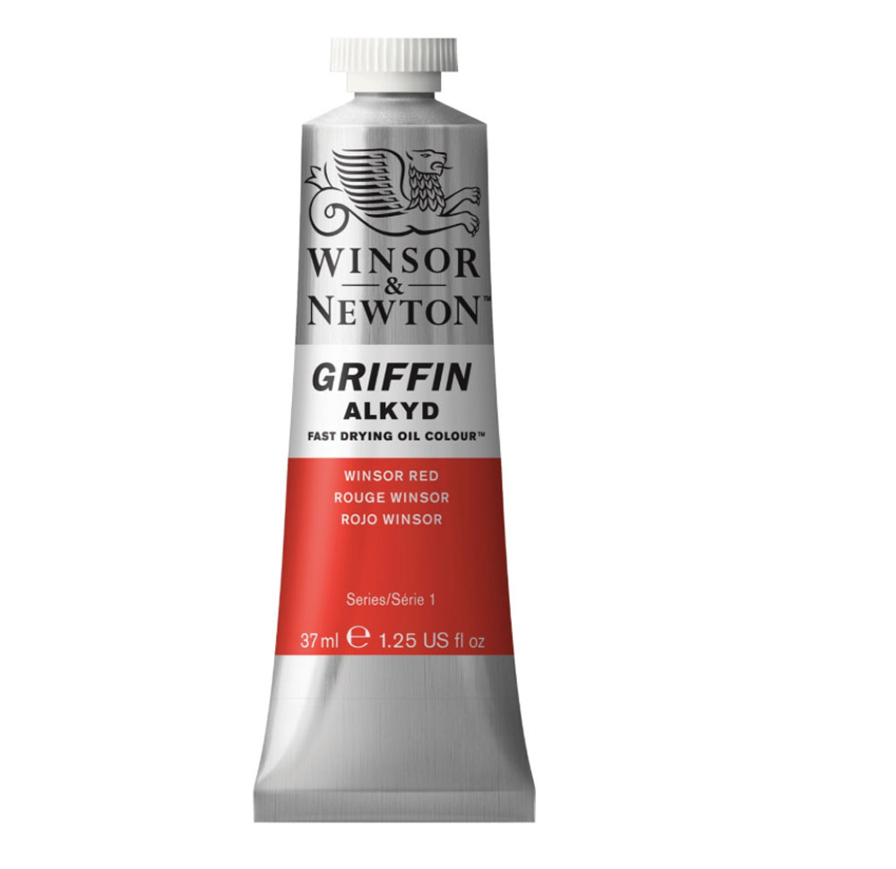Griffin Alkyd 37Ml Winsor Red