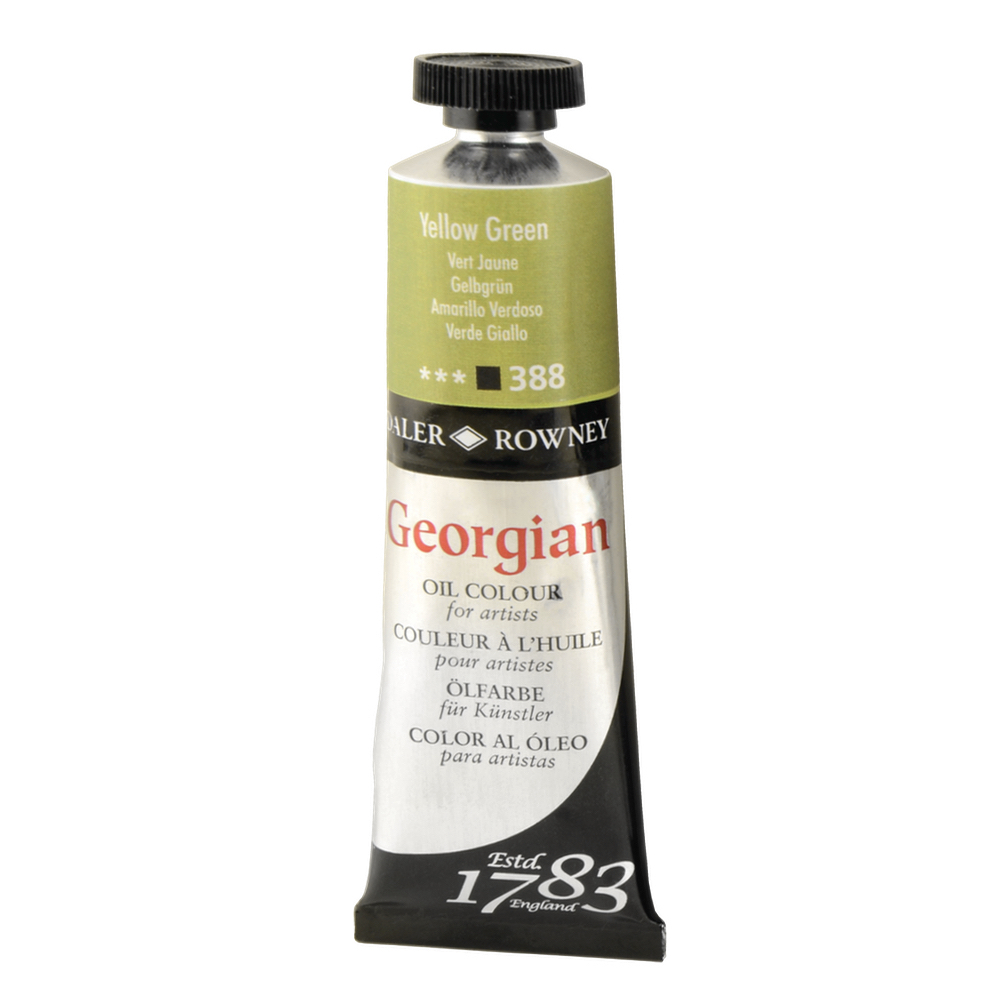 Georgian Oil 38Ml Yellow Green