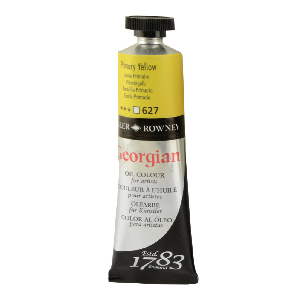 Georgian Oil 38Ml Primary Yellow