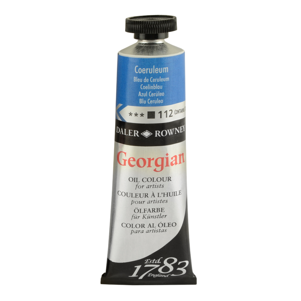 Georgian Oil 38Ml Coeruleum