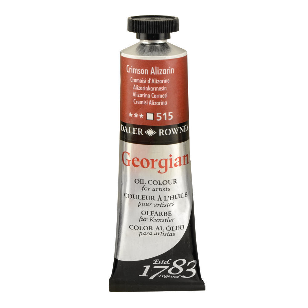 Georgian Oil 38Ml Crimson Alizarin