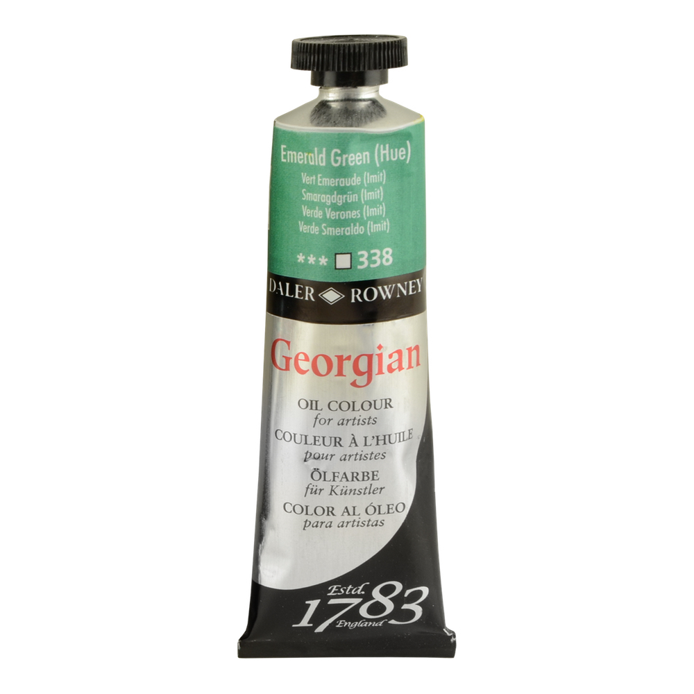 Georgian Oil 225Ml Emerald Green Hue