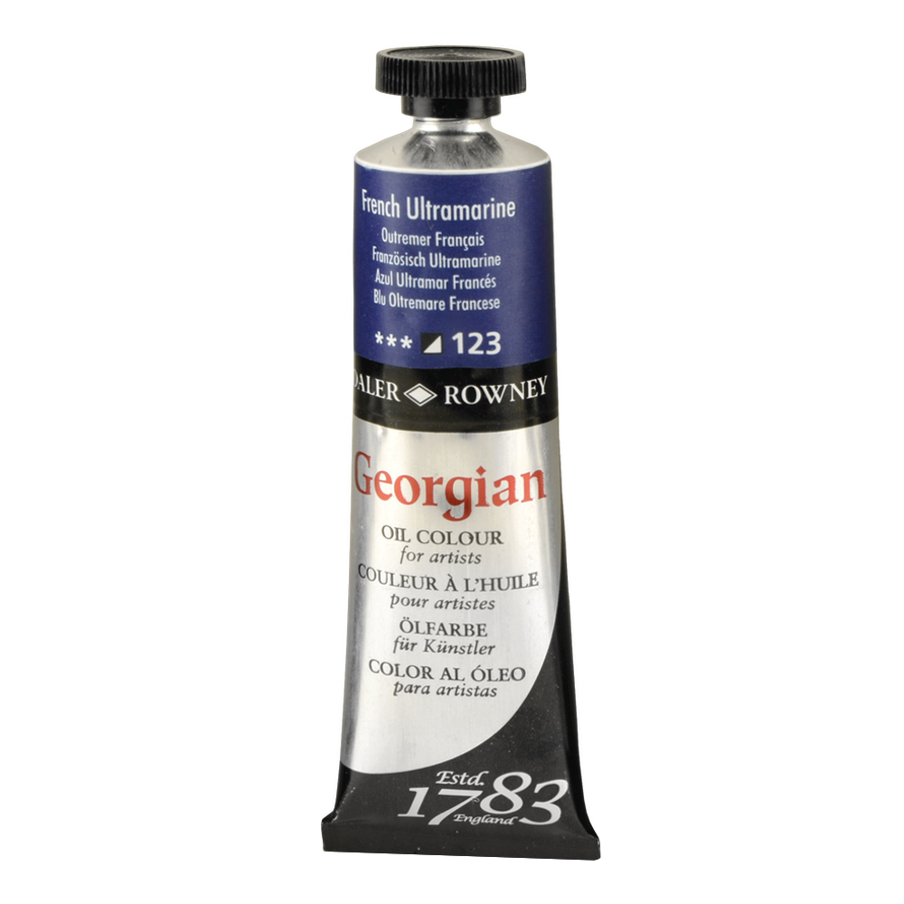 Georgian Oil 225Ml French Ultramarine