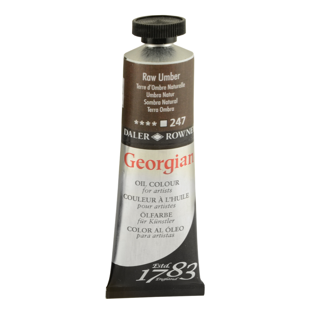 Georgian Oil 38Ml Raw Umber