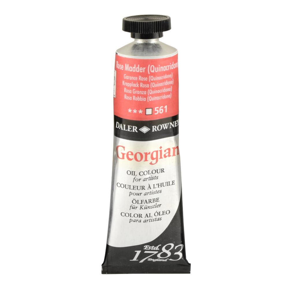 Georgian Oil 225Ml Rose Madder