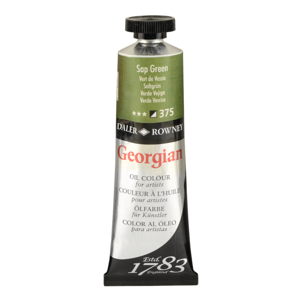 Georgian Oil 38Ml Sap Green
