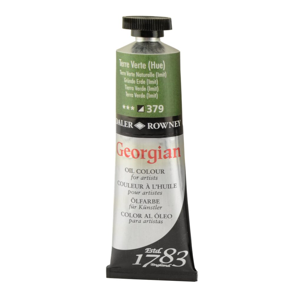 Georgian Oil 38Ml Terre Verte Hue