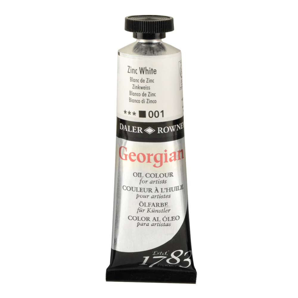 Georgian Oil 225Ml Zinc White