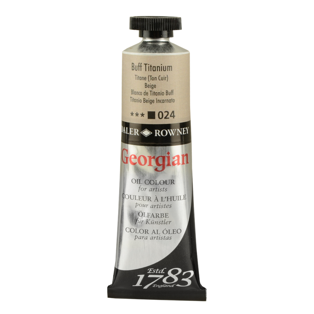Georgian Oil 225Ml Buff Titanium